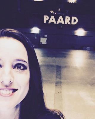 Judith Paard Clip